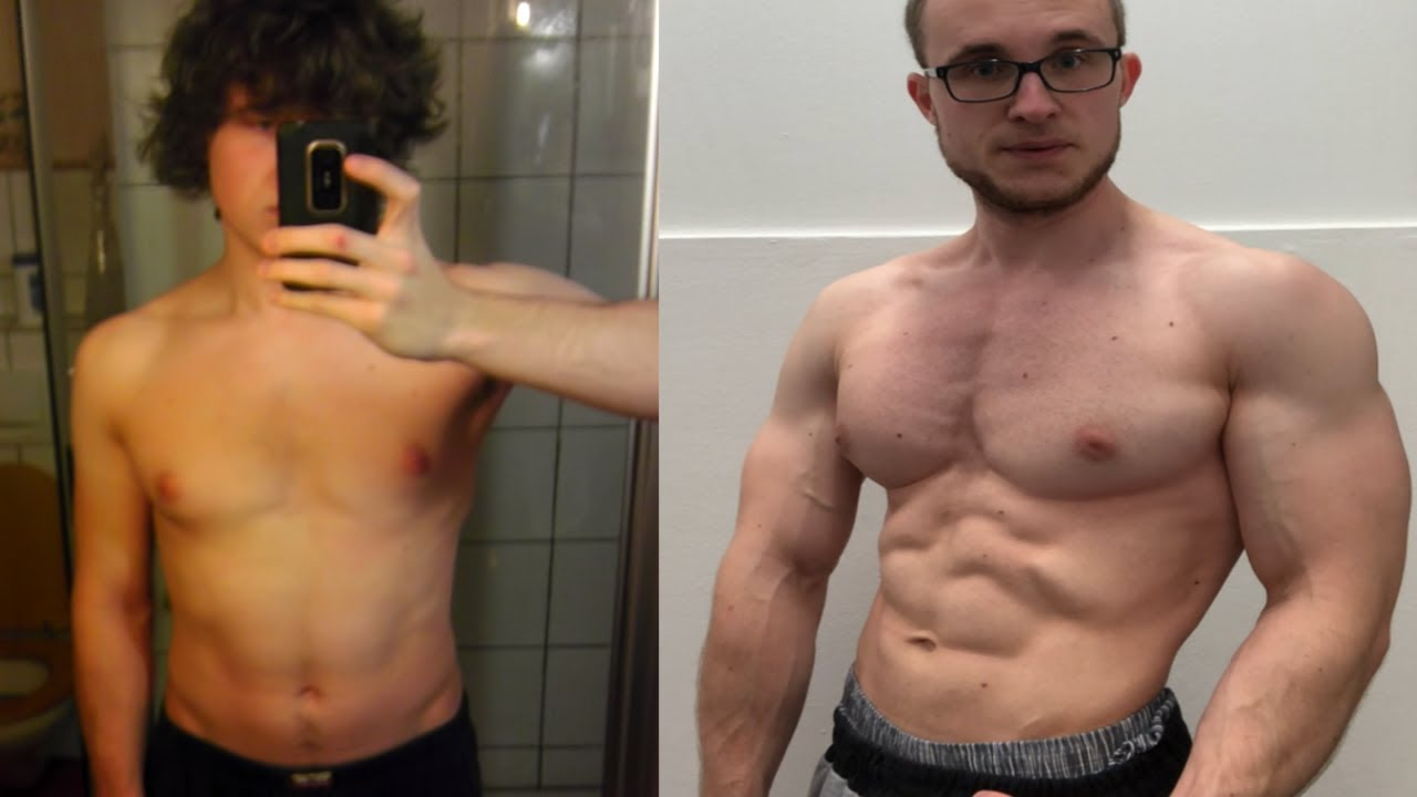 My 70 Days CRAZY Teen Body Transformation - YouTube