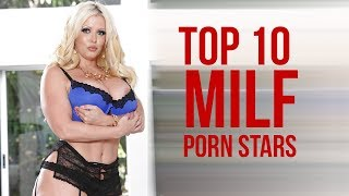 Download Video TOP 10 Big Breast MILF Adult Actress 2017 MP3 3GP MP4