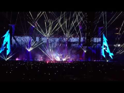 METALLICA- One live in Phoenix, AZ @ the University of Phoenix stadium 8/4/17