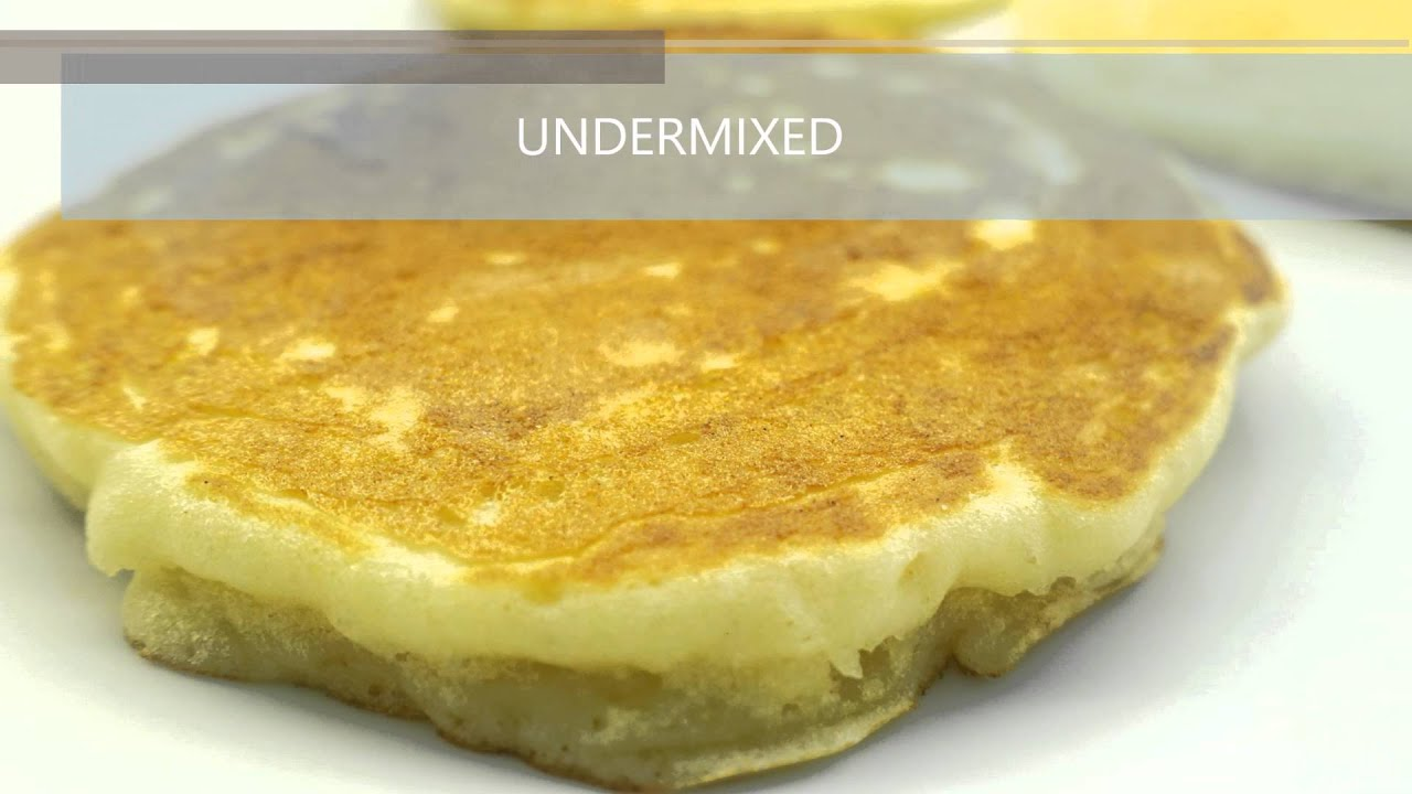 Under over and proper mix of maya hotcake mix youtube ccuart Images