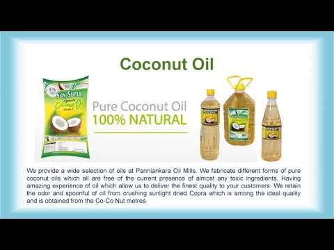 Best Quality Coconut Oil