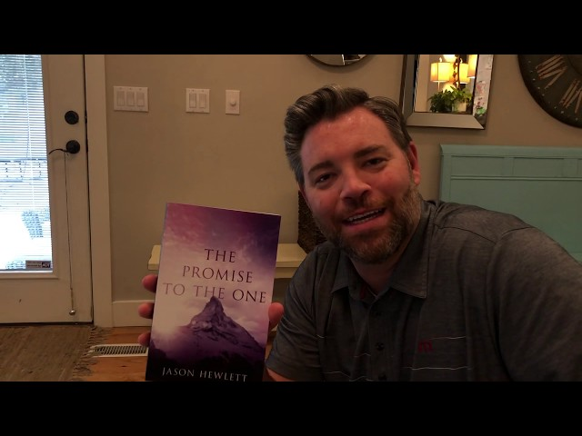Jason Hewlett eBook Launch of The Promise To The One