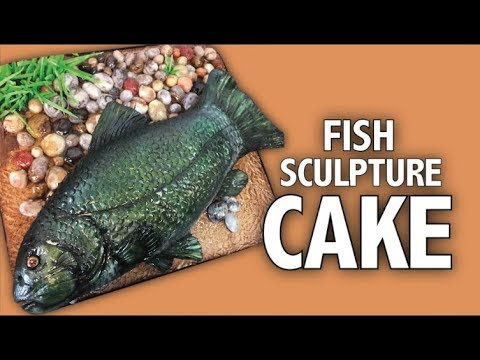 How To Make A Fish CAKE