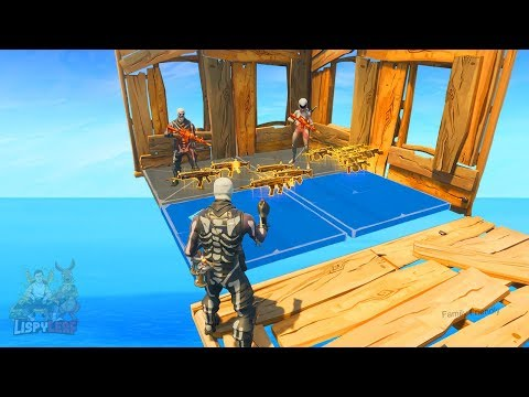 *NEW SCAM* The Invisible Floor Scam... For Inventory! Scammer Gets Scammed in Save The World PVE