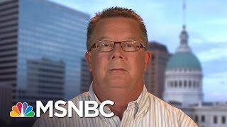 Meet Karl Becker, The Man With The Final Debate Question About Respect | MSNBC