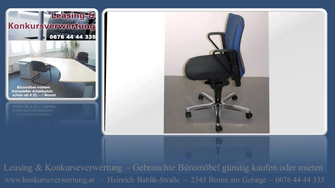Gebrauchte Drehsessel Drehstühle Drehstuhl Wien - Gebrauchte ...