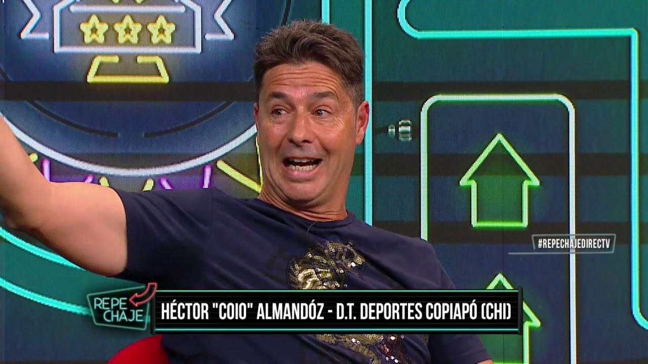 """""""EL COIO"""" Almandóz en REPECHAJE"""
