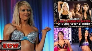 Top 10 WWE Womens Matches on ECW