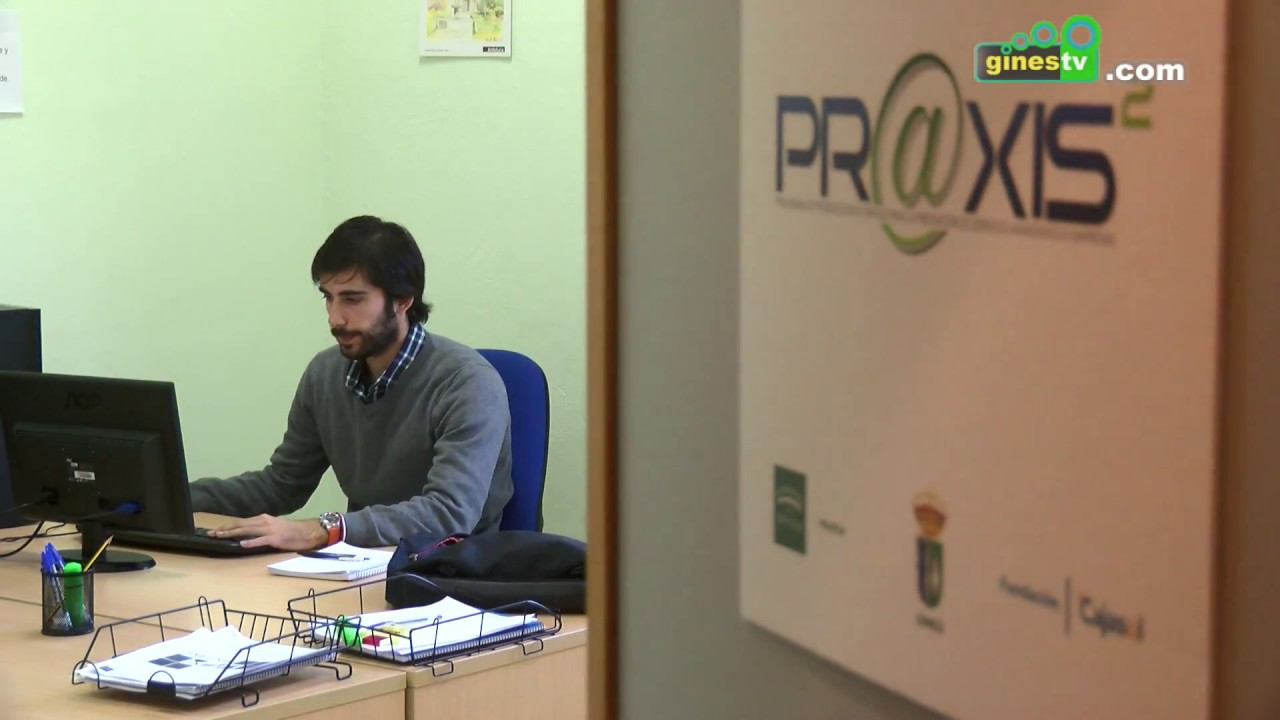 El Programa Praxis2 finaliza en Gines con la prestación de 119 servicios a 25 empresas