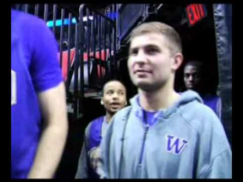 Behind the Scenes With Husky Basketball