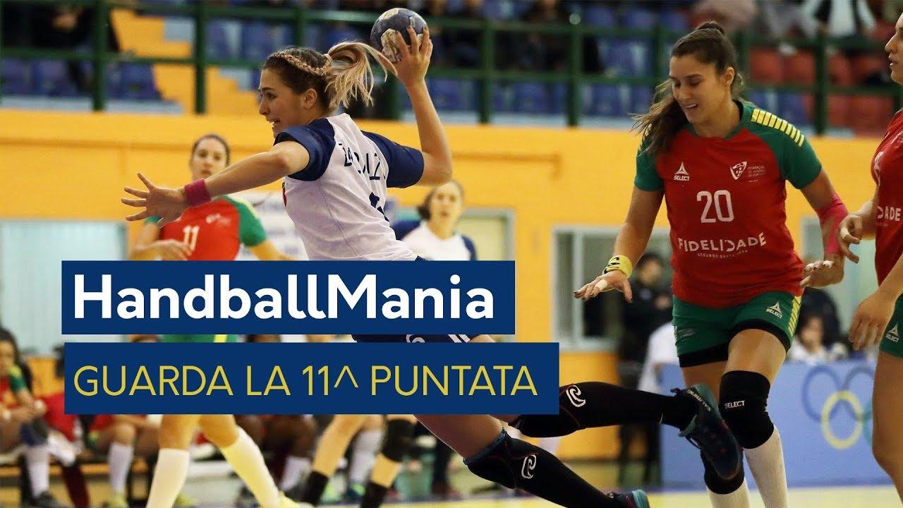 HandballMania - 11^ puntata [29 novembre]