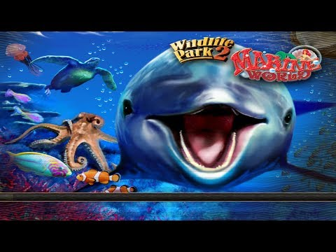 Wildlife Park 2: Marine World - Mission 8 The Sea Monster Park - Walkthrough (2 of 10)