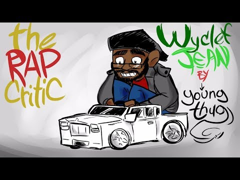 Rap Critic: Young Thug - Wyclef Jean Music Video