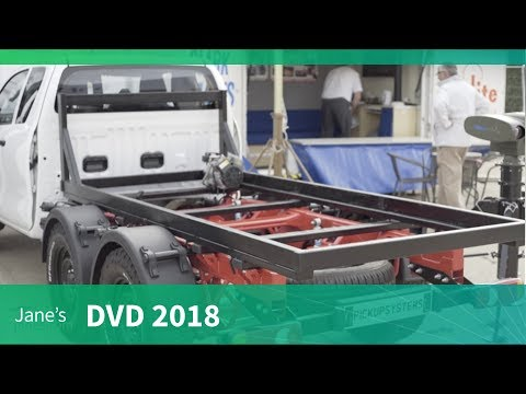 Toyota Hilux HILOAD 6x6 by Pickup Systems (DVD 2018)