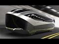 Future Bus Neoplan Aero 24-7 Aerodynamic High Efficiency Coach