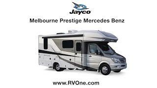 New Jayco Melbourne Prestige Mercedes Benz