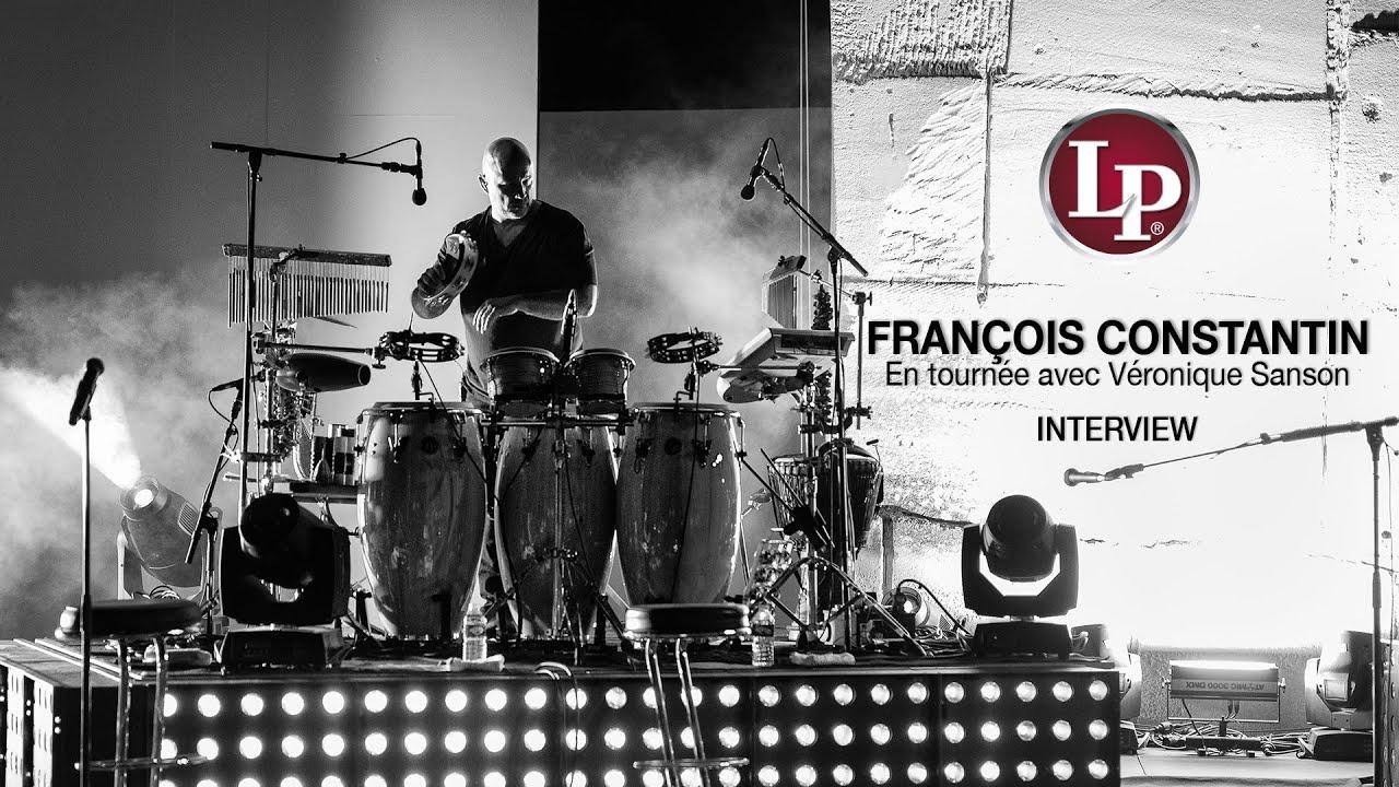 François Constantin artiste LP | Interview