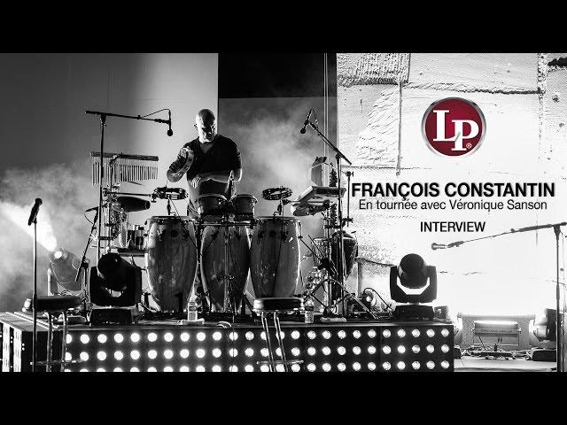 François Constantin artiste LP - Interview
