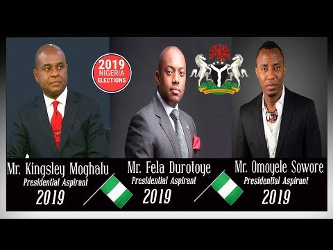 Nigeria Elections 2019 Youths for President on Platform Media Int.