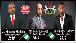 nigeria elections 2019 youths for president on platform media int