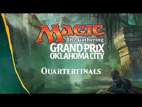 Grand Prix Oklahoma City 2017 (Modern) Quarterfinals