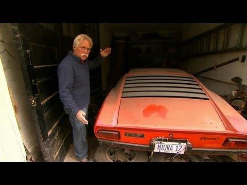 Lamborghini Miura Unearthed | Chasing Classic Cars
