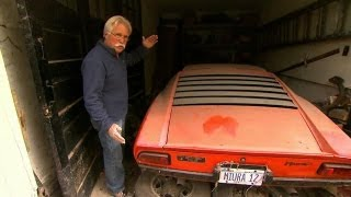 Lamorghini Miura Unearthed | Chasing Classic Cars