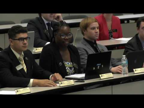 Purdue Student Government Student Senate Meeting September 7, 2016