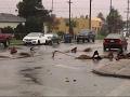 Powerful storm hits Calif. with heavy rain