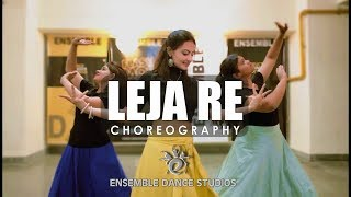Leja Re | ISHA DANG Choreography | Bollywood | ROHISHA