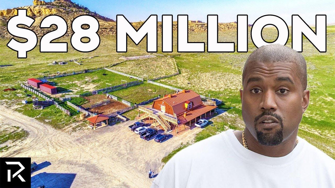 Inside Yeezy Campus: Kanye West's $28 Million Dollar Estate