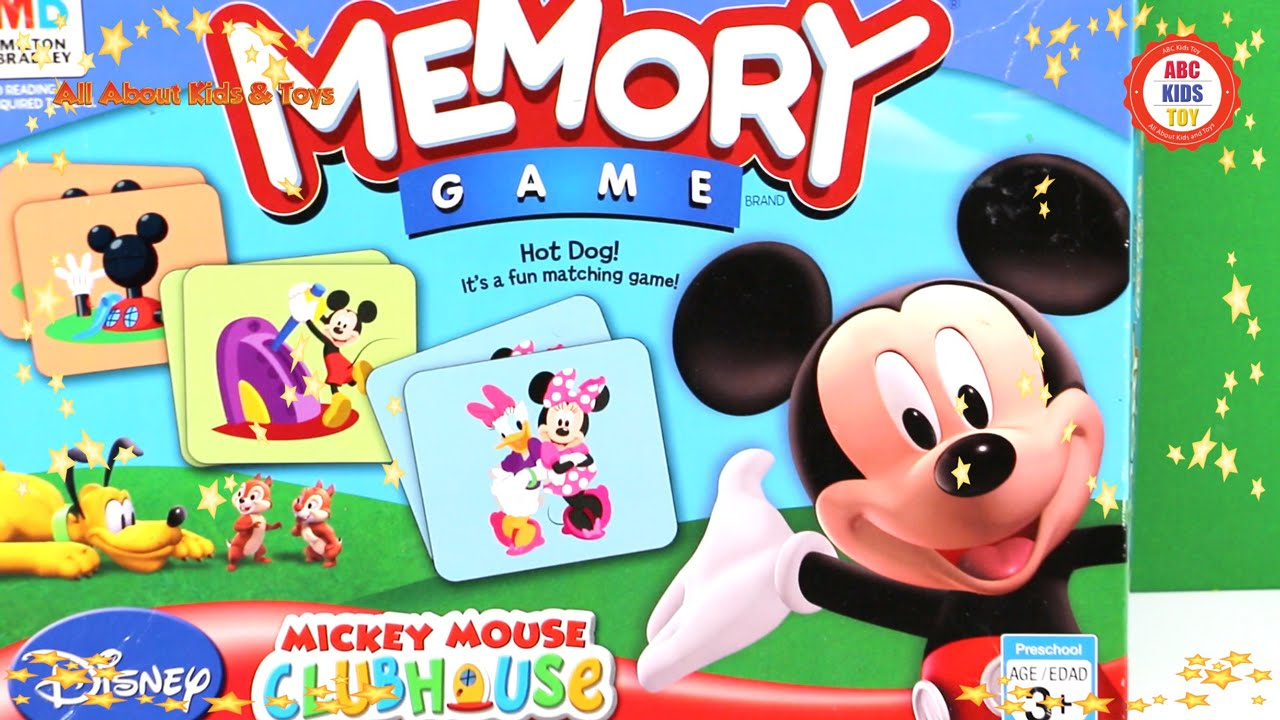 Uncategorized Disney Memory Game mickey minnie disney characters memory game abc kid toys learning for children kids preschoolers youtube
