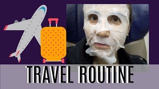 Pack With Me + Dermatologist's In Flight Skin Care Routine dr Dray