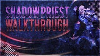 Patch 8.1 l 2800+ Shadowpriest Walkthrough Guide