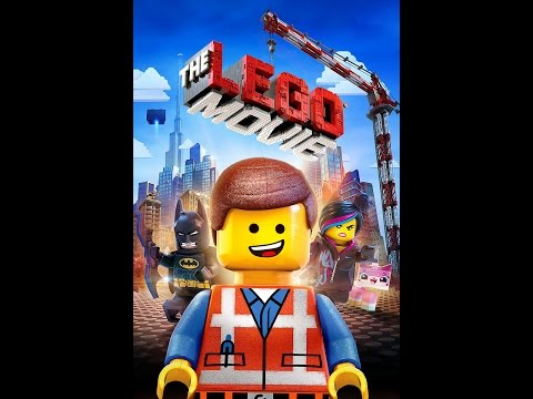 The Lego movie Full HD (Intro song) Trailer, Everything is awesome song reedited