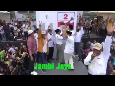 Fasha Maulana Untuk Walikota Jambi