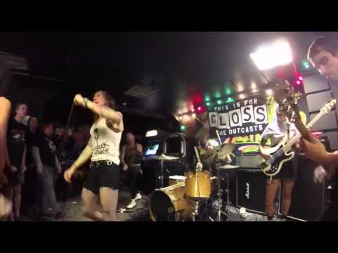 G.L.O.S.S. at Spinelli's - Louisville, Ky - September 13, 2015
