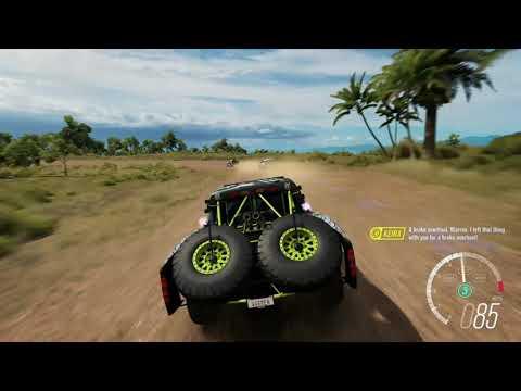Forza Horizon 3 (Gameplay No Commentary) Ep.1