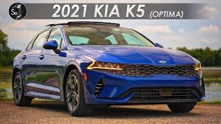 2021 Kia K5 - Optima | Last Stand for the Sedan