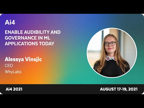 Enable Audibility and Governance in ML Applications Today
