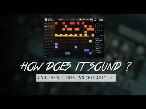 UVI BeatBox Anthology 2 | How Does It Sound ?