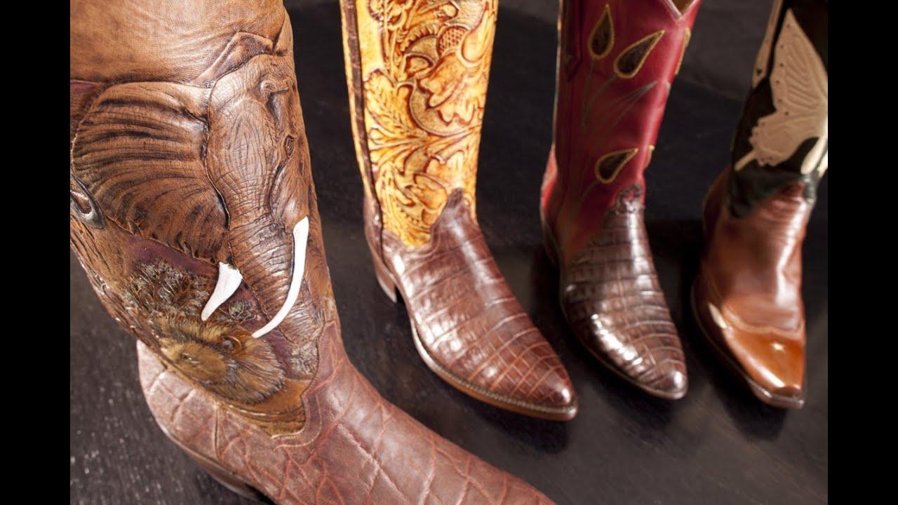 1b2f613b8b8 Bootmaking in El Paso   Rocketbuster on CBS This Morning 8/16