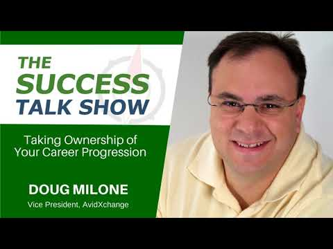 Taking Ownership of Your Career Progression - with Doug Milone - Episode #36