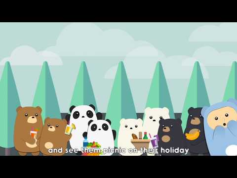 The Teddy Bears' Picnic | Your Favourite Children's Music with Lyrics