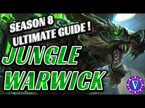 Rank Up With Warwick - Season 8 Ultimate Guide (Hard Carry in 15 minutes)