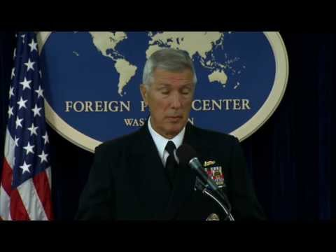 Admiral Locklear Delivers Remarks on a U.S. Security Overview of the Asia-Pacific