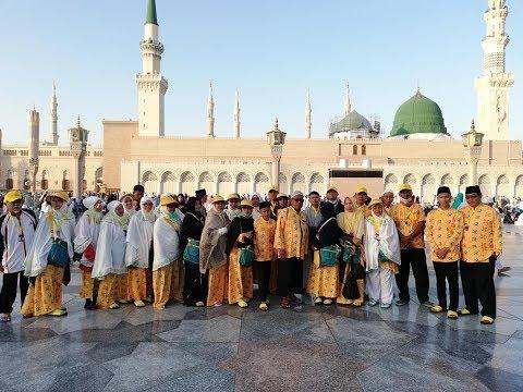 Keadaan Dalam Mesium Ka'abah - Jema'a Umroh Fath Indah Travel.