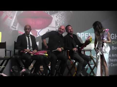 """""""FAUDA"""" Cast & Crew panel at Israel Film Festival L.A. (Part 2 of 3) 56"""