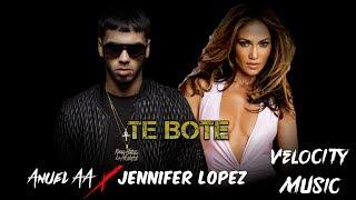 Te Bote Remix 2 Anuel AA X Jennifer Lopez Velocity Music Inc.mp3