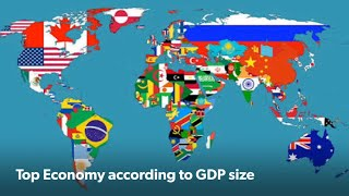 Top fact's : Top economy of the world